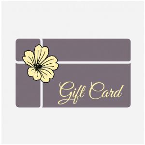 Gift Card for Flowering Journey Wellness