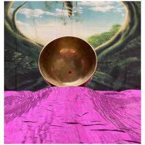 Himalayan Singing Bowl C
